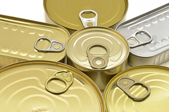 Canned good for food quality assurance