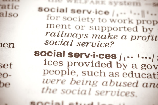 Photo of social services definition