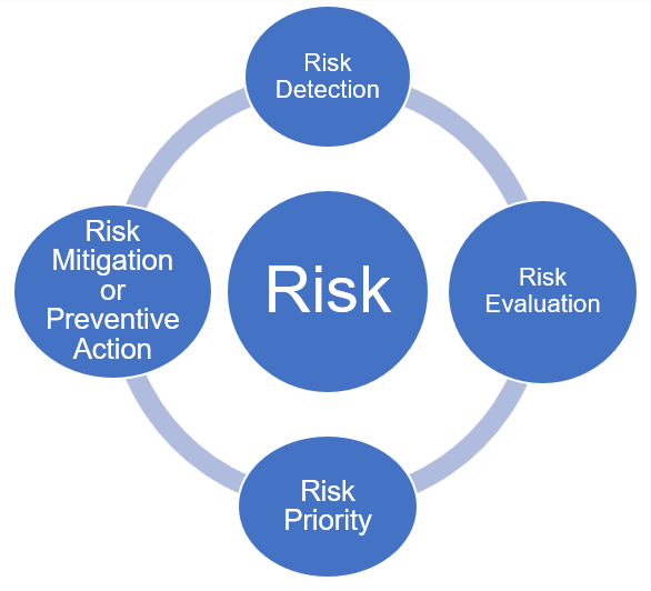 What are the Activities in Risk Management?