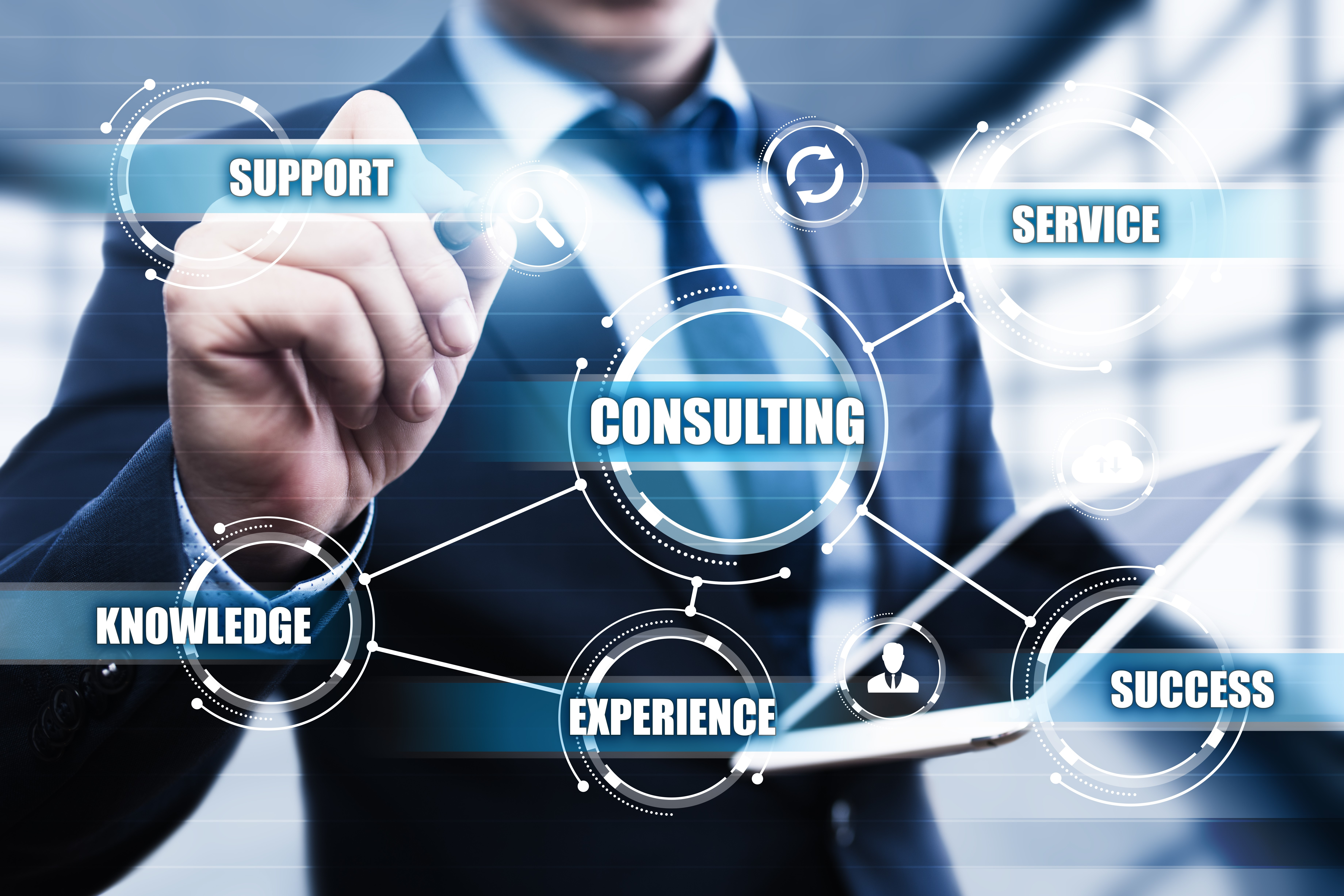 How Are We Relevant for consulting Service