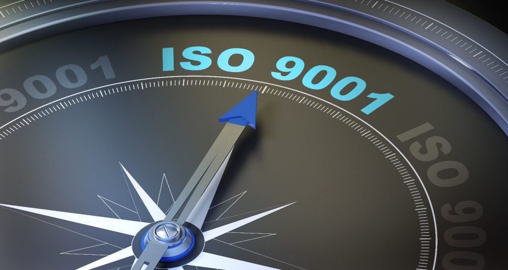 ISO 9001 Quality Management System Standard