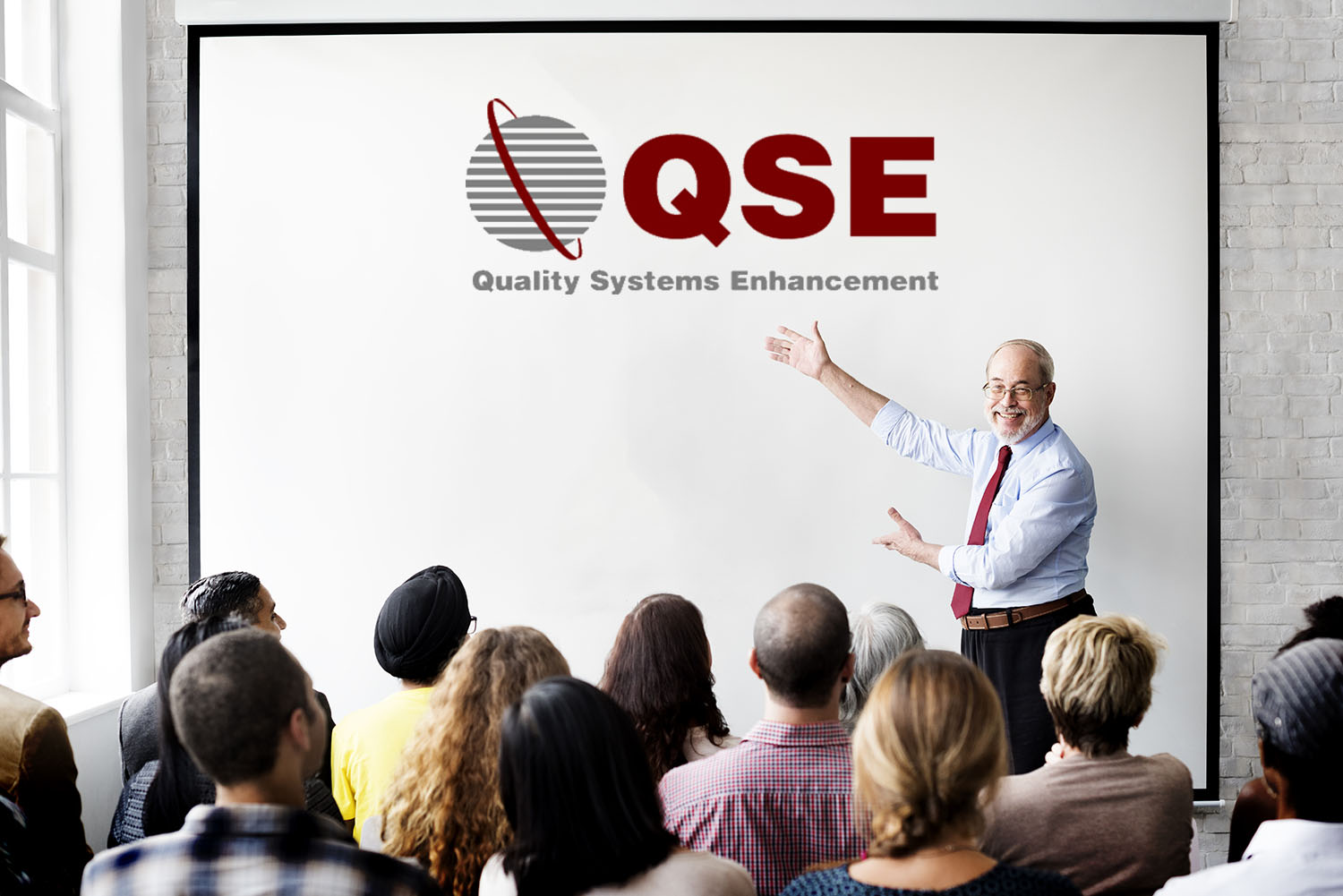 The QSE Difference in Consulting, Auditing, & Training