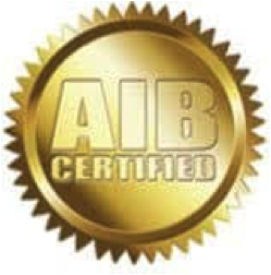 What is AIB Certification